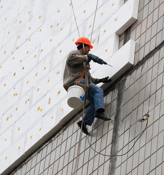 СтройГрупп - Высотные работы и промышленный альпинизм в спб